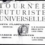 Busta Futurista, 1920